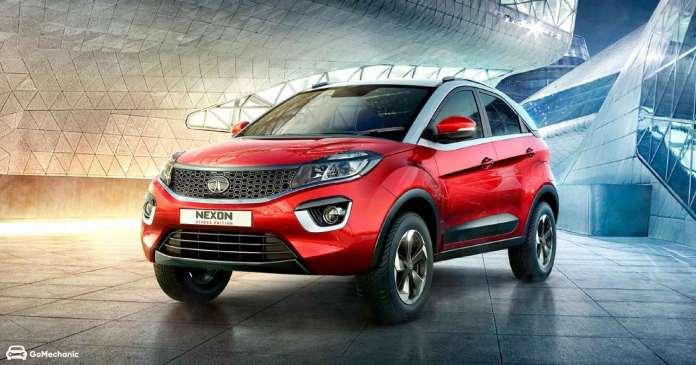 Tata Nexon | Made-in India Cars
