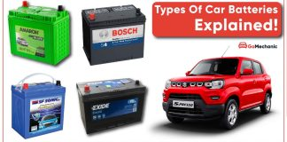 Types Of Car Batteries Explained!