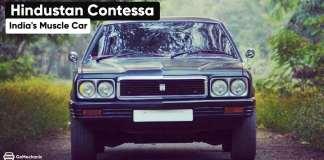 HM Contessa | Hindustan's very own Muscle Car