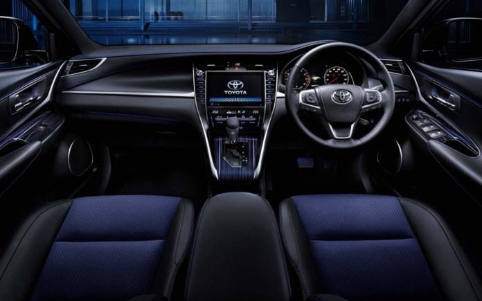 Toyota Harrier Interior
