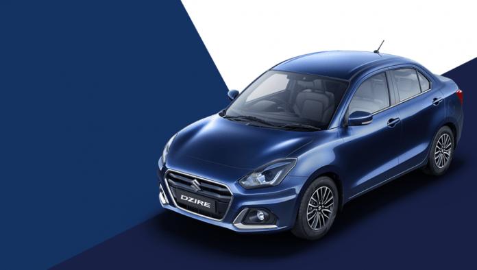 The 2020 Maruti Suzuki Dzire