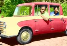 1949 Meera Minicar | A Micro Car Made in India