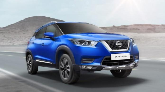 2020 Nissan Kicks Launched