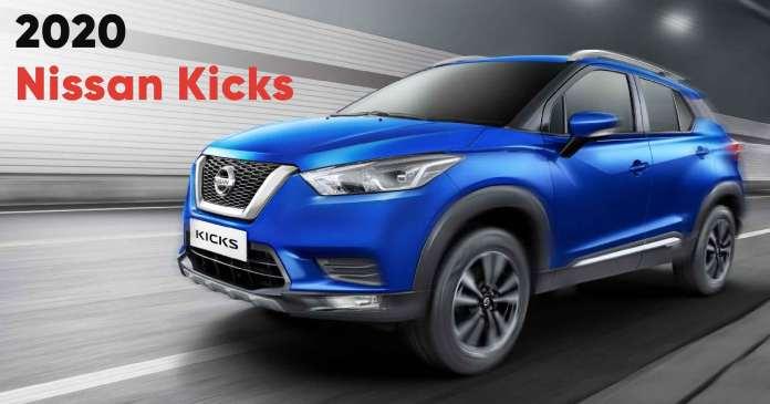 2020 Nissan Kicks Featured