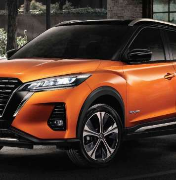 2021 Nissan Kicks e-Power SUV