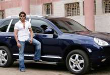 Hrithik Roshan Car Collection | Credits: Glamsham