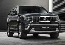 Kia Mohave Gravity SUV
