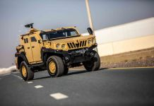 Mahindra Armoured Vehicles