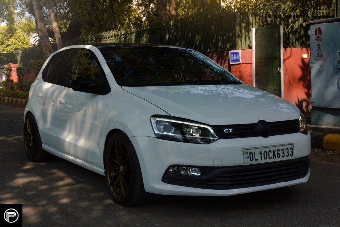 Mandeep Singhs Modified Volkswagen Polo GT TSI