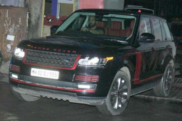Range Rover   Rohit Shetty Cars