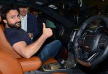 Saif Ali Khan Cars