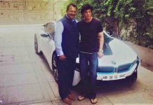 Shahrukh Khan Car Collection From BMW i8 to Rolls Royce