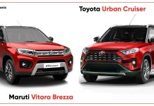 Toyota Urban Cruiser to Launch Soon- Maruti Begins supplying Brezza to Toyota