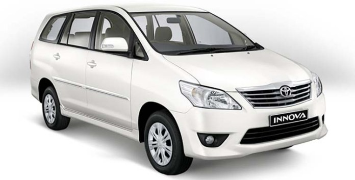 Toyota Innova | Indian Car Stereotypes