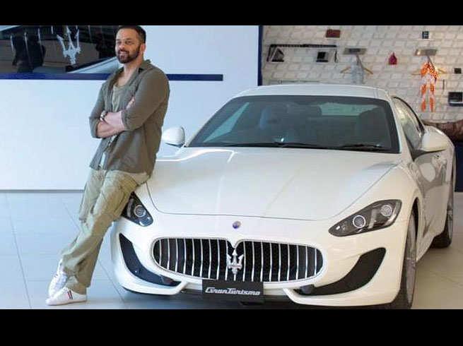 Maserati GT Sport   Rohit Shetty Cars