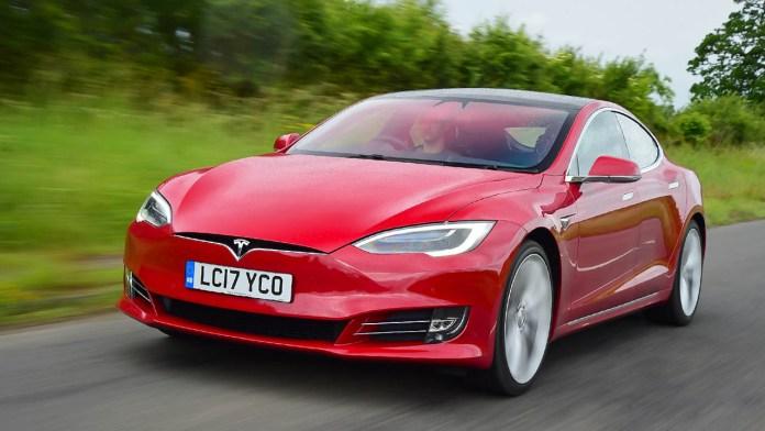 Tesla Model S   Mukesh Ambani Cars