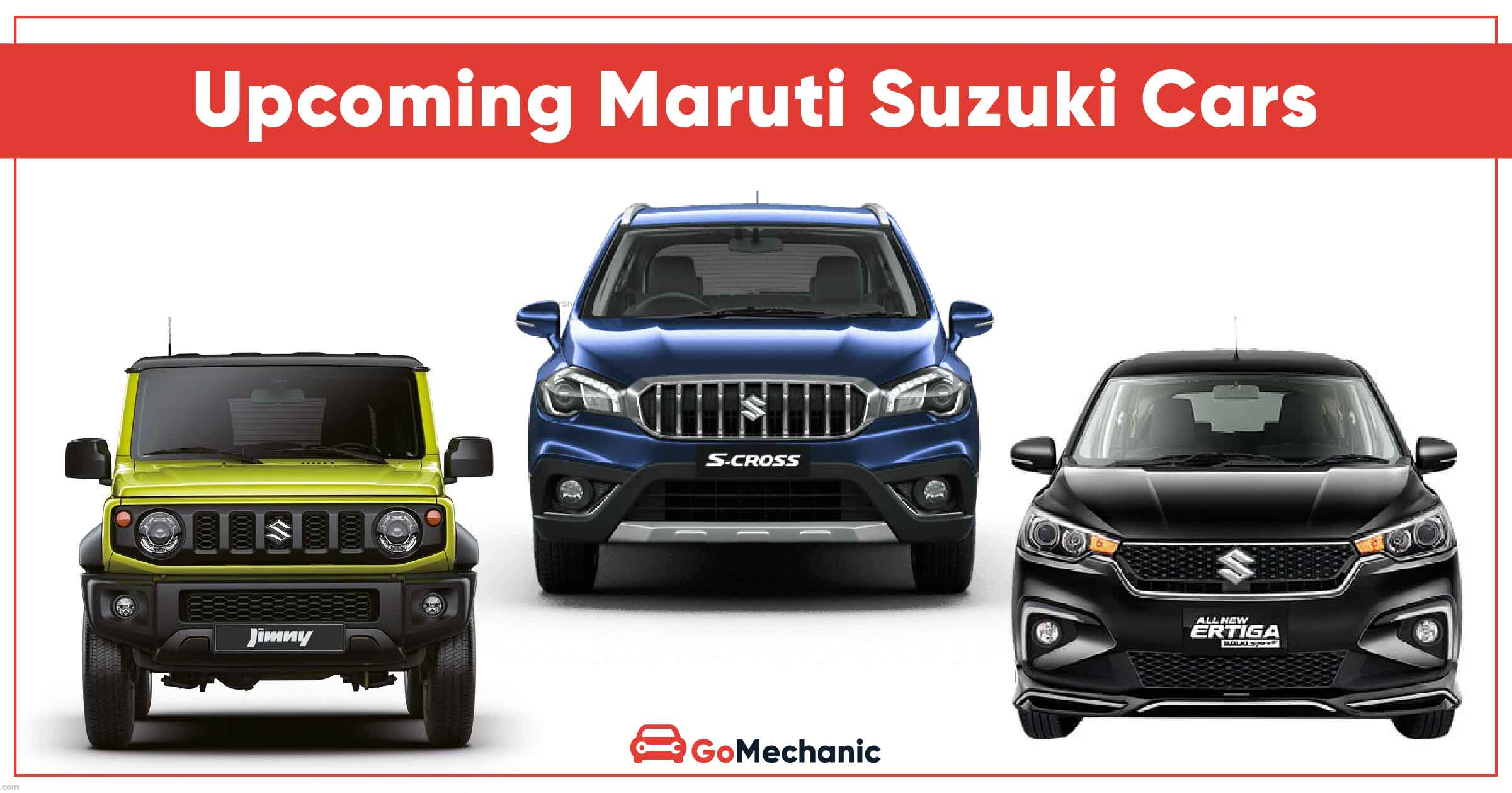 Upcoming Maruti Suzuki Cars Set To Launch In India By 2020 21