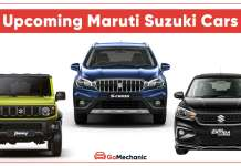 Upcoming Maruti Suzuki Cars set to launch in India by 2020/21