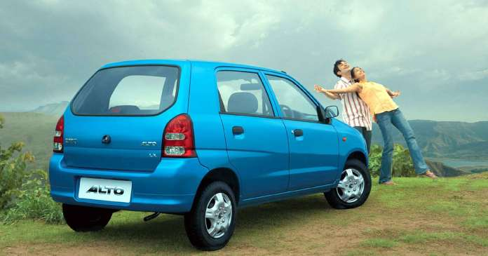 10 Reasons why the Maruti Alto will have a special in India