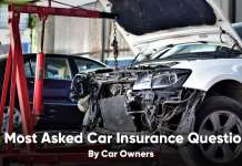 10 most asked car insurance questions