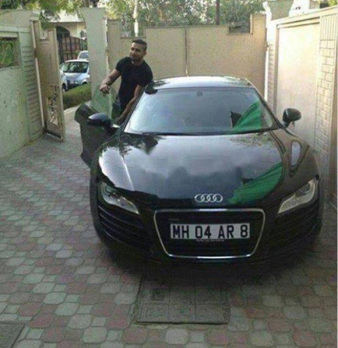 Yo Yo Honey Singh And His Car Collection