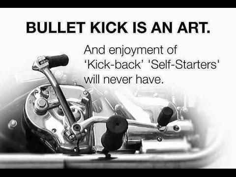 Bullet Kick Start