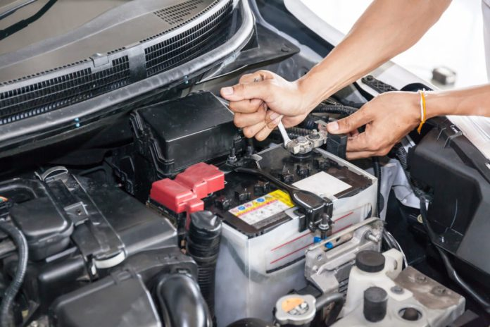 Car Battery Checkup