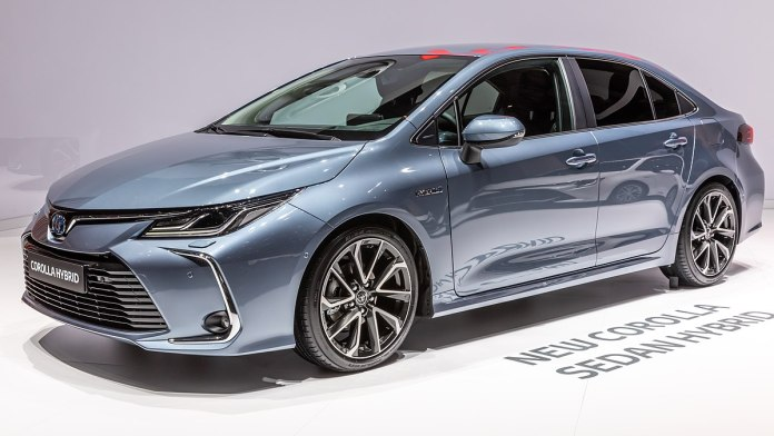 Toyota Corolla is the best selling car in Finland