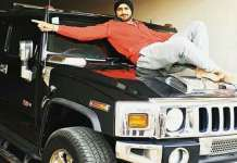 Harbhajan Singh Car Collection