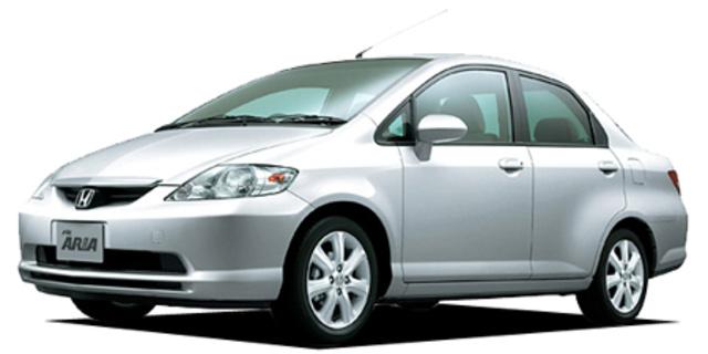Honda Fit Aria (Honda City)