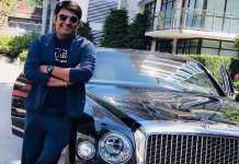 Kapil Sharma Cars