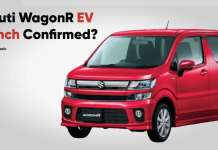Maruti Suzuki WagonR Electric Launch