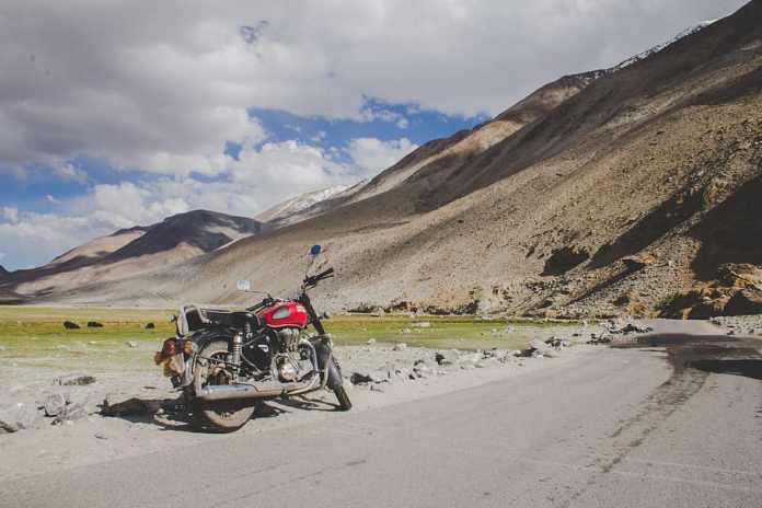 Royal Enfield Ladakh