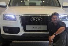 Yuvraj Singh Cars