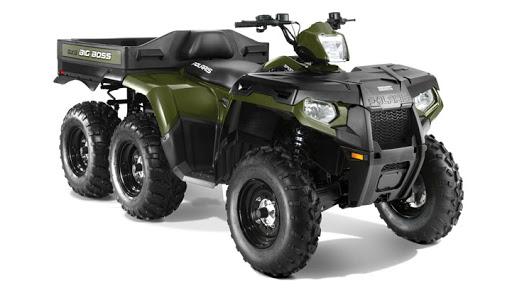 Indian Army Vehicles   Sportsman Big Boss 6×6
