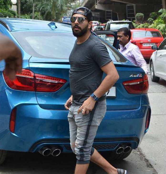 BMW X6M | Yuvraj Singh Cars