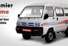 2004 premier sigma diesel van