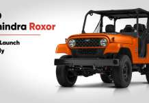 2020 Mahindra Roxor launch