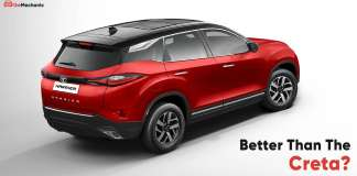 8 reasons why the Tata Harrier is better than the Creta