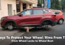 9 ways to protect your wheel rim from theft