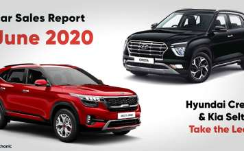 Car Sales Report June 2020
