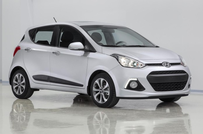 Hyundai Grand i10: 2014