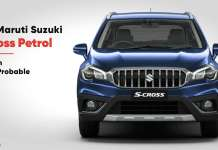 Maruti Suzuki S-Cross Petrol Launch