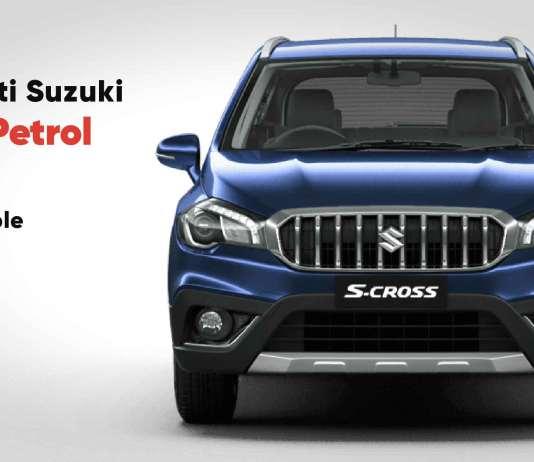 Maruti Suzuki S-Cross Petrol Launch