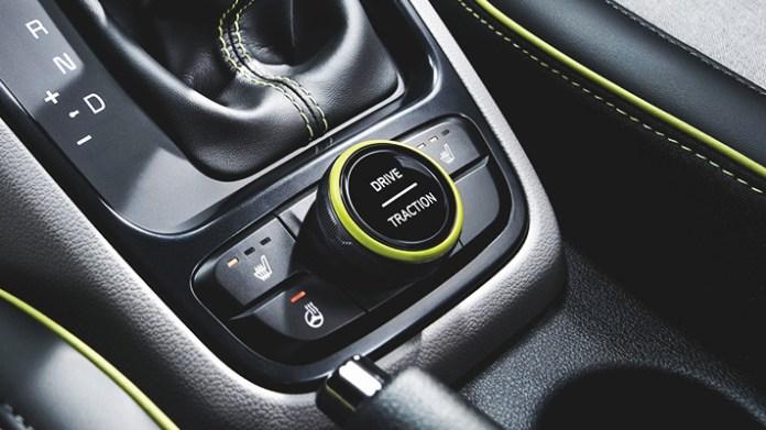 Traction / Drive Model Selector In Hyundai / Kia Cars