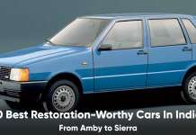 best restoration worthy cars in india