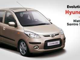 Hyundai i10 history in India