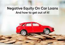 negative equity on car loans and how to get out of it