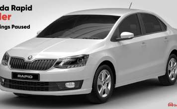 skoda rapid bookings paused