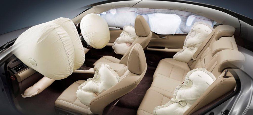Car airbags